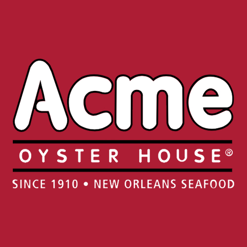 Gulf Coast Arts Alliance thanks Acme Oyster House for helping sponsor the Ballyhoo Festival.