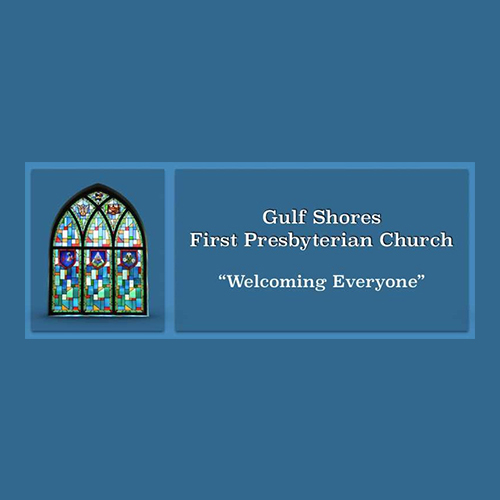 Gulf Coast Arts Alliance thanks Gulf Shores First Presbyterian Church for helping sponsor the Ballyhoo Festival.