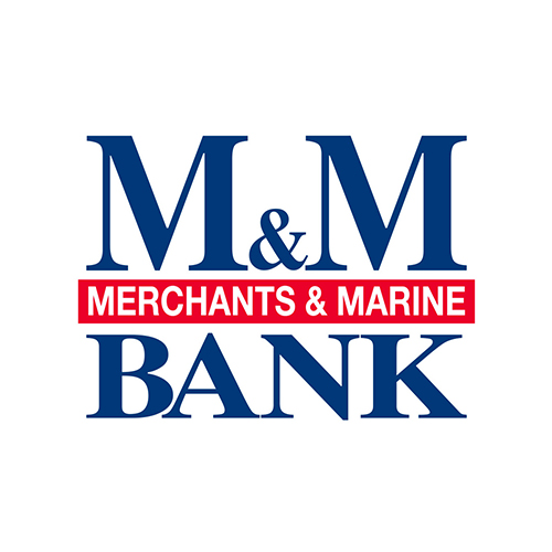 Gulf Coast Arts Alliance thanks Merchants & Marine Bank for helping sponsor the Ballyhoo Festival.