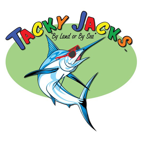 Gulf Coast Arts Alliance thanks Tacky Jacks for helping sponsor the Ballyhoo Festival.